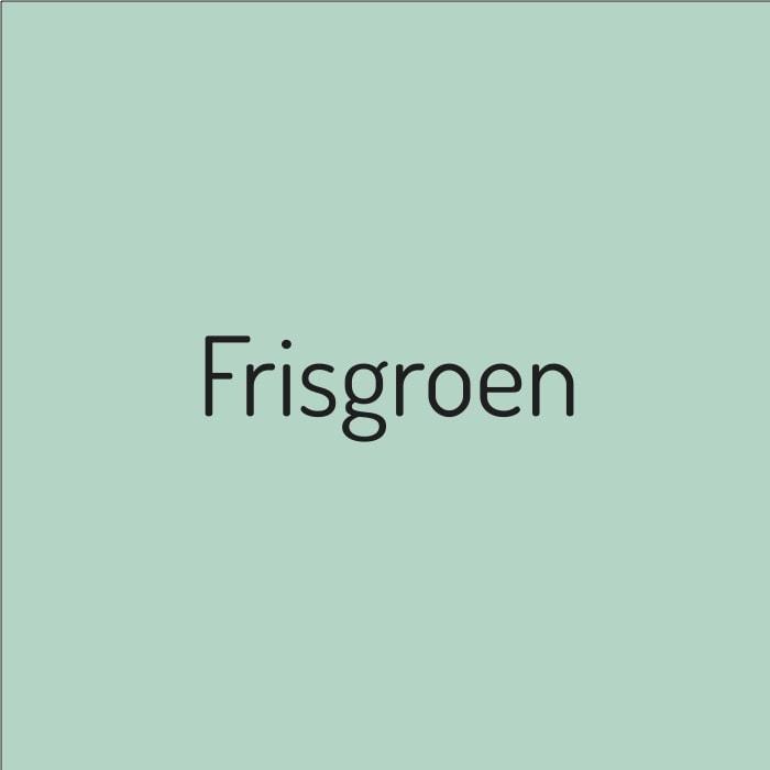 frisgroen kleur geboortebord hiphuisje 12
