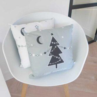 kerstkussen kerstinterieur kerstbook kussen hiphuisje