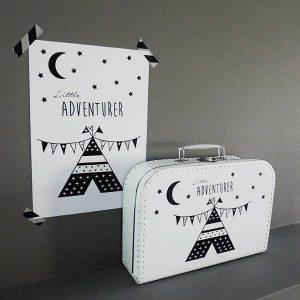 koffertje little adventurer