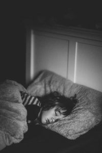 jongenskamer slapen kinderkamer hiphuisje