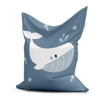zitzak met walvis oceaan hiphuisje