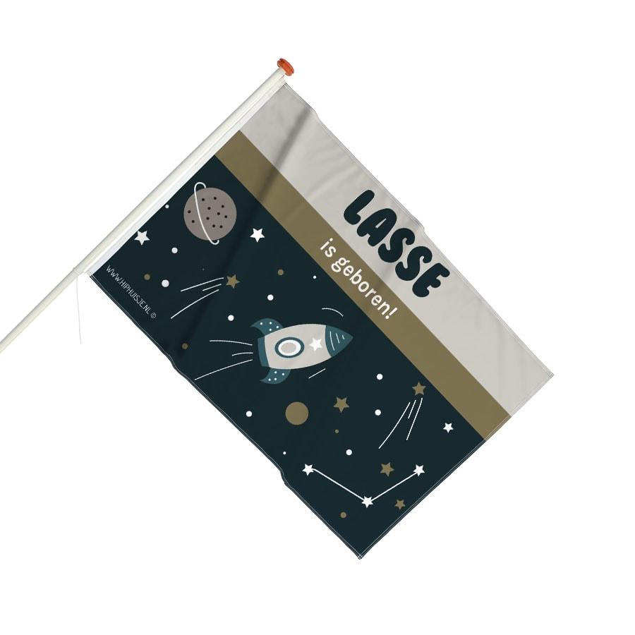 geboortevlag ruimtevaart hiphuisje kopieren 1